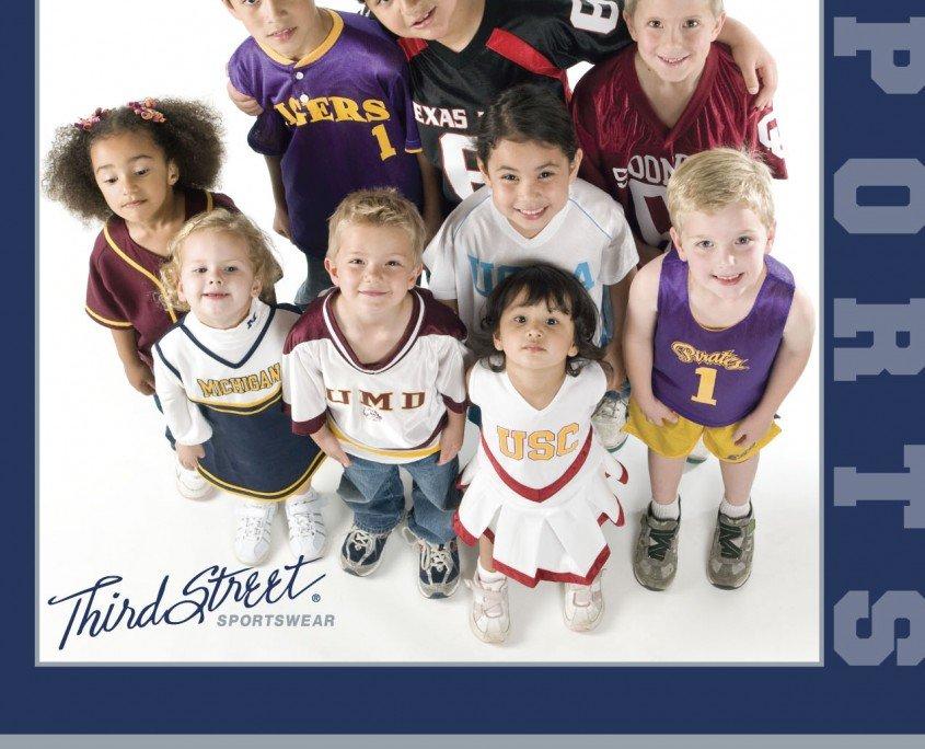 Third Street Sportswear, New England Representative